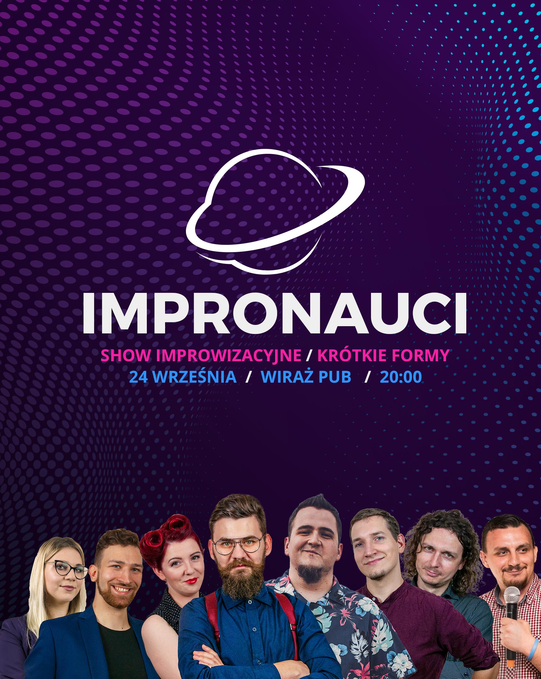 Impronauci Show | Krótkie formy  bilety
